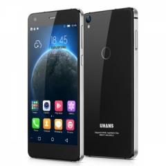 "Uhans S1 5.0"" HD 1280*720 IPS, 4G Android 6.0, 3GB RAM+ 32GB ROM Black"