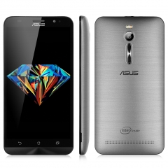 ASUS Zenfone 2,  5.5'' HD,  Android 5.0,  4GB RAM 16GB ROM,  NFC Smart Wake OTG GPS OTA WIFI Gray