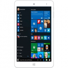 "CHUWI Hi8 Pro 8"" IPS Windows10,  Android 5.1,  2GB/32GB, 4000mAh, 1920*1200 HDMI Tablet PC White"