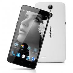 """Ulefone Vienna 4G LTE Smartphone HiFi 5.5"""", 13.0mp, 3GB RAM 32GB ROM, 3250 mAh Battery White"""