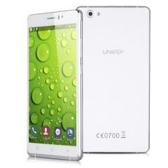 UHAPPY UP580 6.0'',  2500mAh, Android 5.1,  1GB / 8GB, 960*540 pixels White