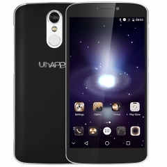 Uhappy UP350  5.5'' 4G Android 6.0 Phablet 2GB RAM 16GB ROM Dual Cameras Black