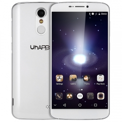 Uhappy UP350  5.5'' 4G Android 6.0 Phablet 2GB RAM 16GB ROM Dual Cameras White