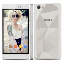 "BLUBOO Picasso 5.0"" Android 5.1 2GB 16GB ROM Dual SIM Smartphone Gold"