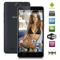 5.5inch Bluboo X550  2GB RAM 16GB ROM  4G SmartPhone 13MP Camera OTG Android 5.1 Black