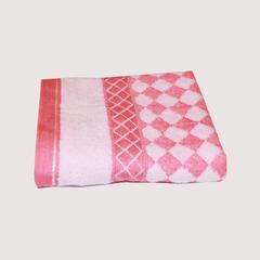 34*75 CM Bamboo Fiber Towel Home Using Hand Towels for Adults Quick-Dry Hotsale Geometric Soft Towels