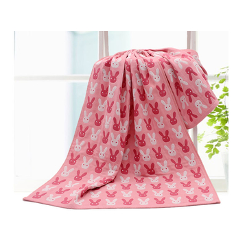 Shmily Cotton Knitted bath towels