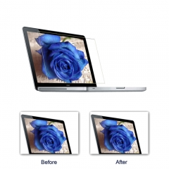 15.6 inch Wide LCD Laptop Screen Anti-Glare Protector 343x192mm