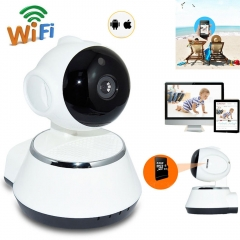 Wireless 720P HD Pan Tilt Security CCTV IP Camera IR Night Vision WiFi Webcam