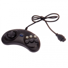 2X 6 Button Game Pad Controller for SEGA MEGA Drive Megadrive MD Genesis