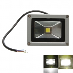 10W Flood Light LED Spot Light Warm White Floodlight Outdoor Garden Lamp as picture 10W
