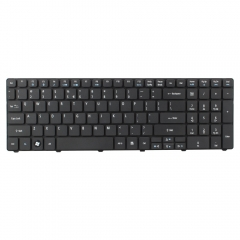 Laptop Keyboard for Acer Aspire 5742 5742G 5742Z 5742ZG 5750 black one size
