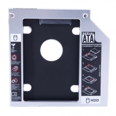 2ND HARD DRIVE caddy for dell E6420 E6520 E6320 E6430 E6530 E6330 as picture show one size