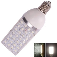 Bright E40 28W LED Street Light Outdoor Yard Garden Road Lamp Industrial 85-265V white one size 28W