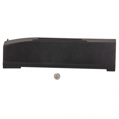 New Notebook for DELL E6410 Laptop HDD Hard Drive Caddy Cover with Screws Top black one size