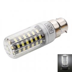 5733 SMD B22 7W 64PCS LED Corn Bulb Light Lamp Black PCB 220V as picture one size 7w
