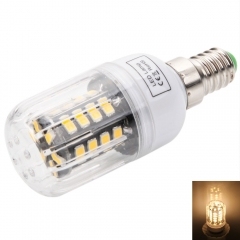 Energy-Saving 3W E14 220V 5733SMD 30LEDs Corn Bulb Light Lamp as picture one size 3w