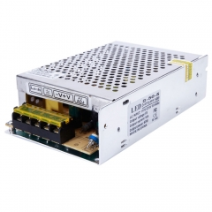 DC 5V 10A 50W Universal Regulated Switching Power Supply LED 3D Printer CCTV New