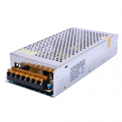 Universal 24V 5A 120W DC Switching Power Supply Adapter For LED Strip 5050/5630