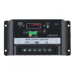 30A 12V/24V Solar Panel Battery Regulator Charge Controller 12V/24V Auto Switch black no