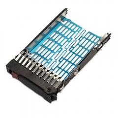 """Neu 2.5"""" SATA SAS Festplatte Rahmen Halter für HP 378343-002 DL380 DL360 G6 silver one size"""