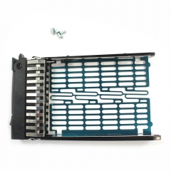 """Lot5 2.5"""" SAS SATA SCSI HDD Hard Drive Caddy Tray for HP DL380 DL360 G6 ML350 G5 silver one size"""