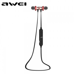 Awei A980BL Noise Isolation Wireless Bluetooth 4.1 Earphone with Handsfree Songs