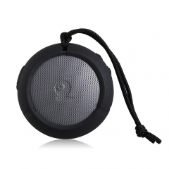 Mini Waterproof Bluetooth Speaker Wireless Sport Stereo For Bathroom Shower Car black