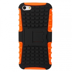Hard Cover Case with Stand iPhone 5 orange iphone 5