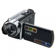 HD 1080P Digital Video Camcorder Full 16x digital Zoom DV Camera Kit Black