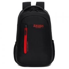 "Men Women Swissgear 15"" Laptop Backpack Notebook Business Travel School Computer Bags as picture one size"