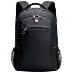 "SwissGear 15.6"" Laptop Backpack Notebook Bag Rucksack Backpack Hike Travel Bags black one size"
