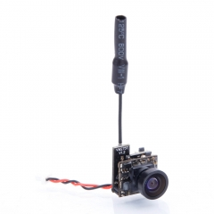 Boldclash F-01 5.8GHz TX Camera AIO 3.1g AV TX 48CH 2.9V-5.5V JST 1.25 Male as picture f-01