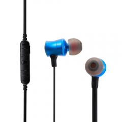 A921BL Sport Wireless Bluetooth 4.1 Stereo Bass Headsets Earphone Universal blue