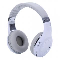 BLUEDIO H-Turbine HT Bluetooth 4.1 Wireless Stereo Headphones Headset White New