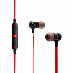 A920BL High-Fidelity Wireless Smart Sports Stereo Earphone Red red