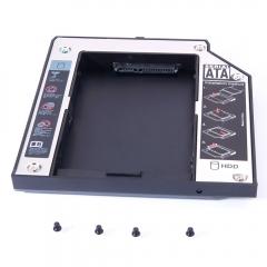 New Hard Drive Tray Caddy for IBM Lenovo Thinkpad T430 W530 T530 Black black one size