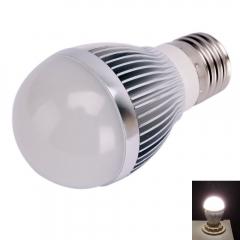 E27 3W 12V 270LM Pure White LED Lamp Light Bulb Global Lamp Energy Saving white one size 3w