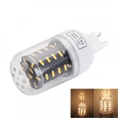 G9 5W 3000-3500K Light 36-SMD4014 LED Corn Lamp Bulb (AC 110-130V) warm white one size 5w