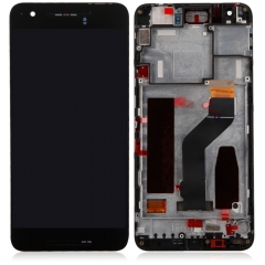 Huawei Google Nexus 6P H1511 H1512 Touch Digitizer+Lcd Display + Frame black one size