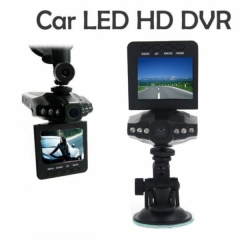 "2.5"" HD Car Vehicle Dash Camera IR DVR Cam CCTV Night Vision Recorder"