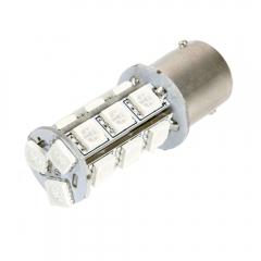 1156 18-SMD LED Car Reversing Light 12V Red Light