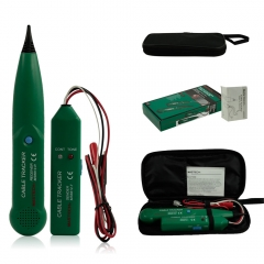 MASTECH MS6812 Handheld Cable Toner Telephone Wire Line Tracker Tester Line as picture show one size