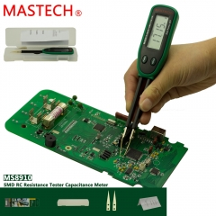 MASTECH MS8910 SMD RC Resistance Capacitance Diode Meter Tester Auto Scanning as picture one size
