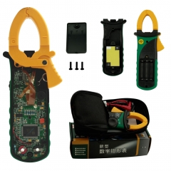 MASTECH MS2108 Digital True RMS Clamp Multimeter AC DC Voltage Frequency Tester as picture One