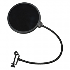 Record Studio Microphone Mic Wind Screen Pop Filter Mask Shied