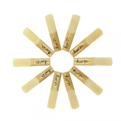 10pcs Alto Sax Saxophone Reeds 2.5 Reed Music Accessories