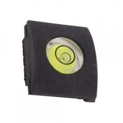 Kamera Wasserwaage Blitzschuh abdeckung für Nikon Pentax DSLR black one size