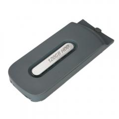 120G Hard Disk for Xbox 360 Black gray