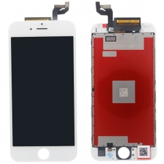 Tested Retina LCD Touch Screen Digitizer 4.7'' W/3D For iPhone 6S white one size
